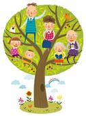 arbre familial